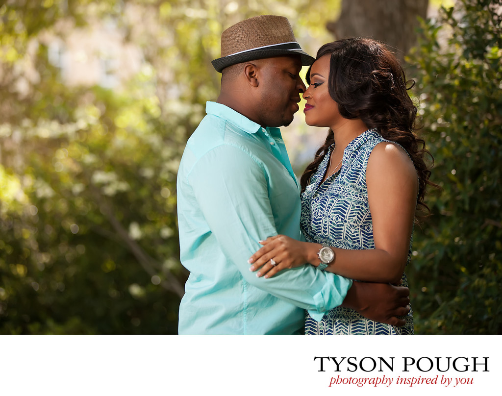 Engagement Session in Turtle Creek