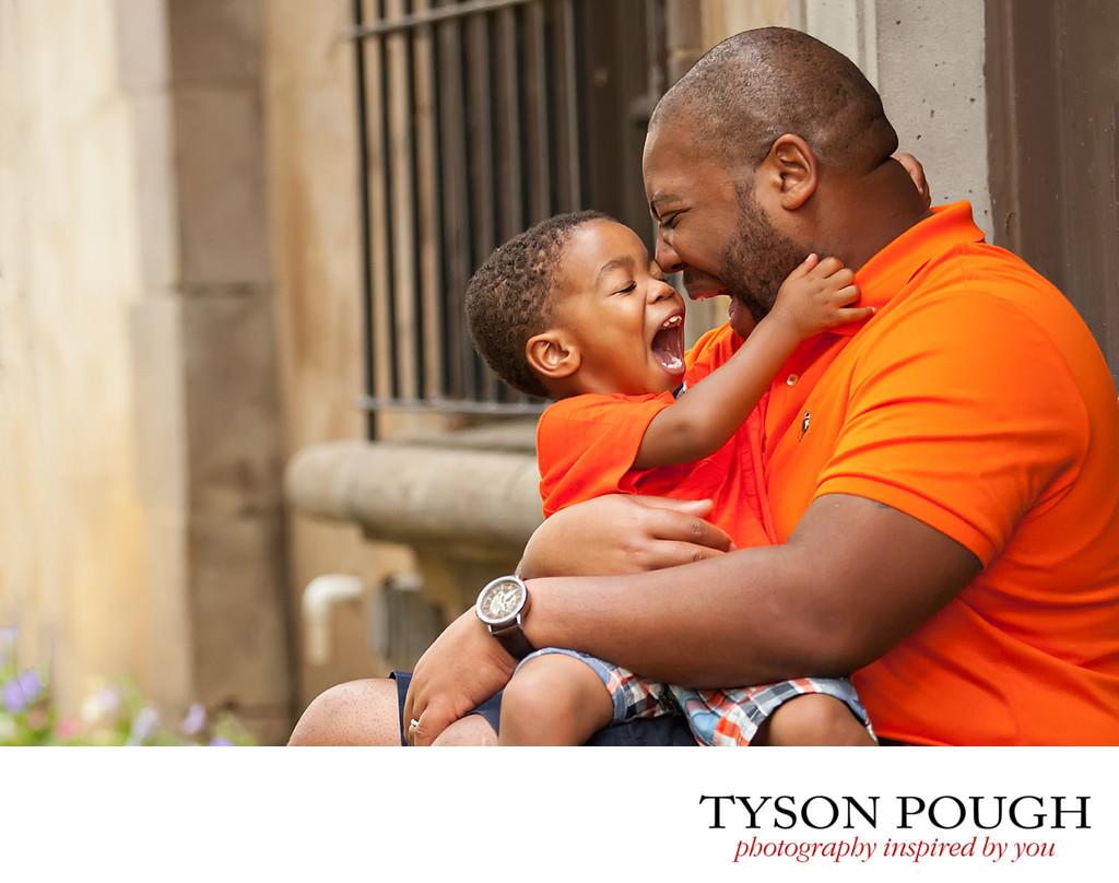 Daddy/Son Photos | Dallas Favorite Family Photographer