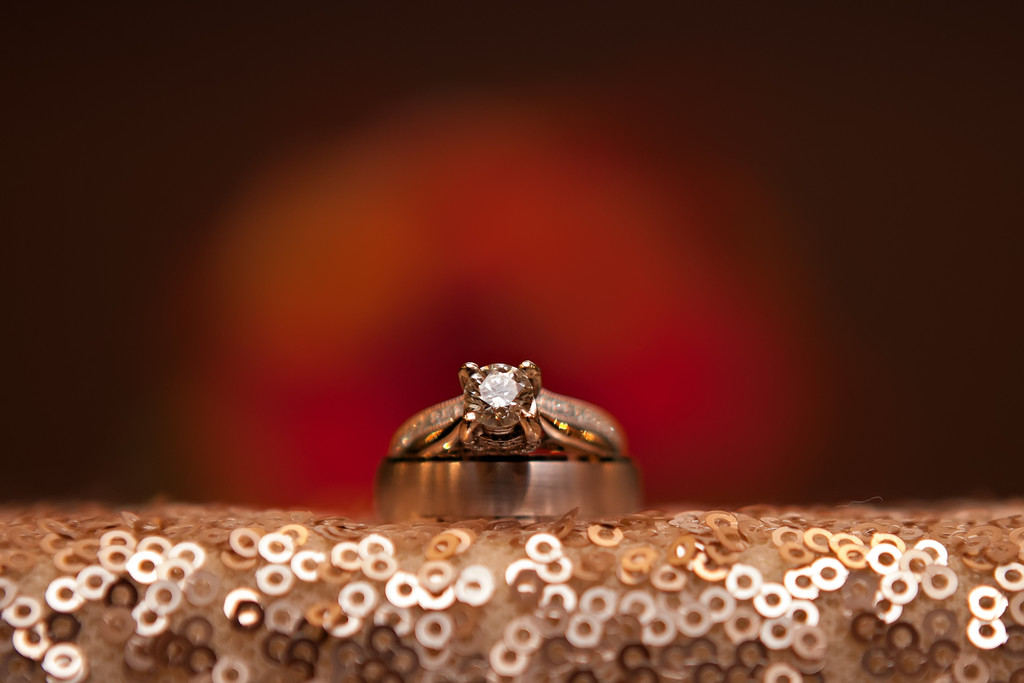 Bride and Groom Rings | Royal Affairs Ballroom