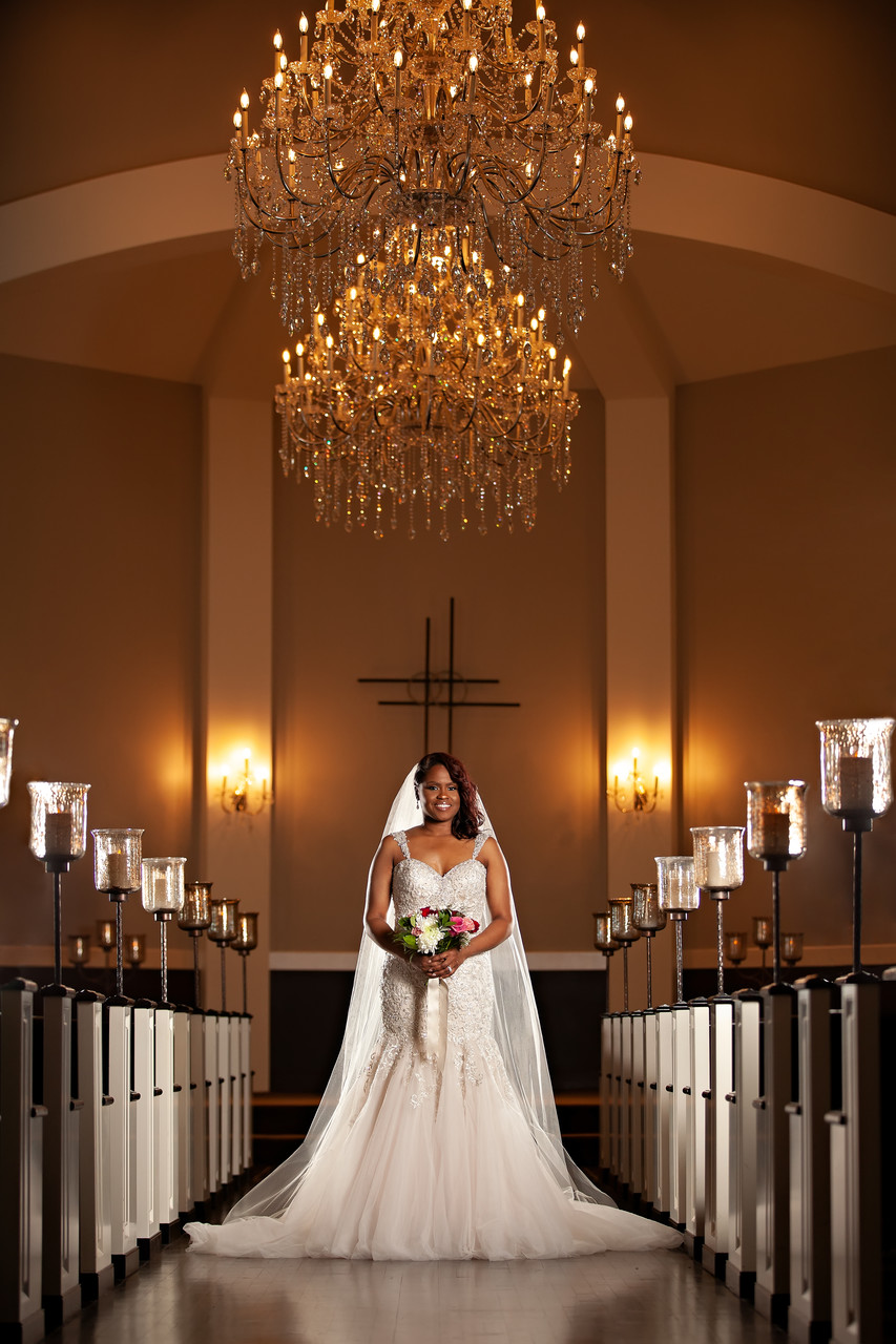 Gorgeous Dallas Bride