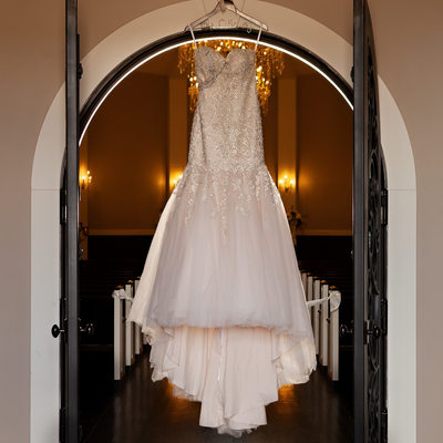 Wedding Gown at Aristide McKinney