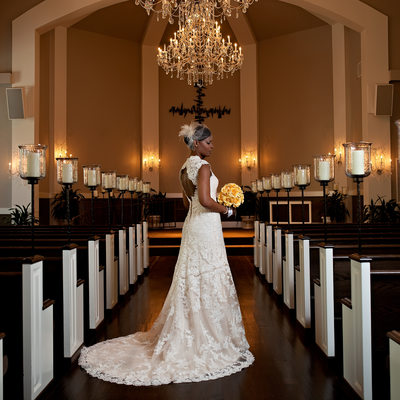 Bridal Portrait at Aristide Colleyville