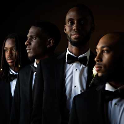 Groom and His Brothers | The Gables