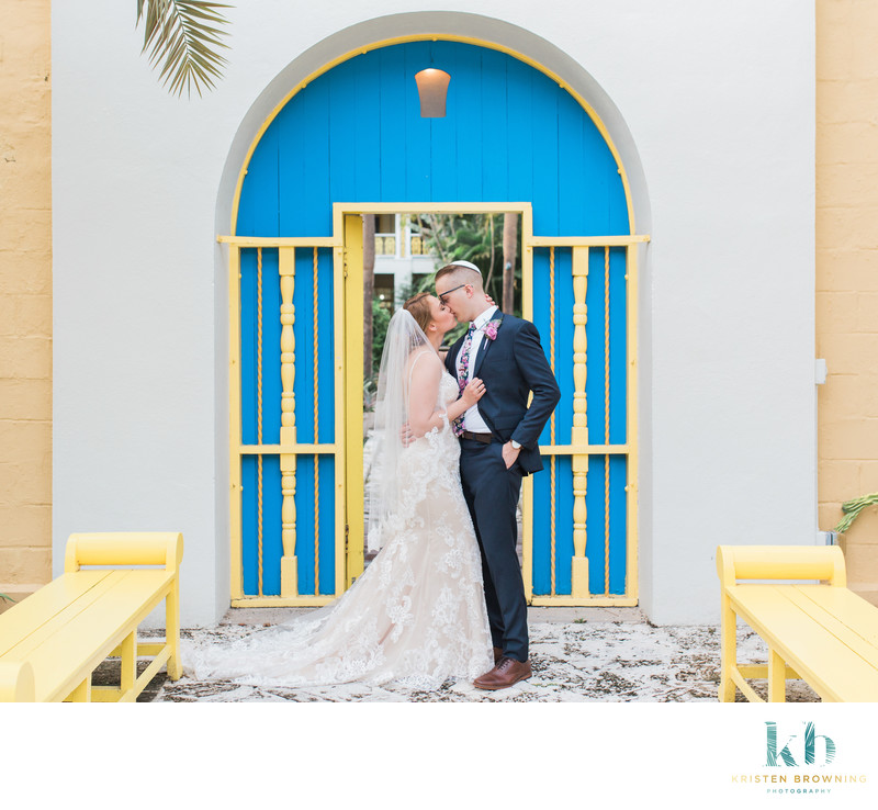 Wedding at the Bonnet House Fort Lauderdale