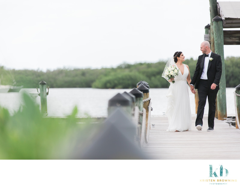 Wedding Pics at Coconut Palm Inn