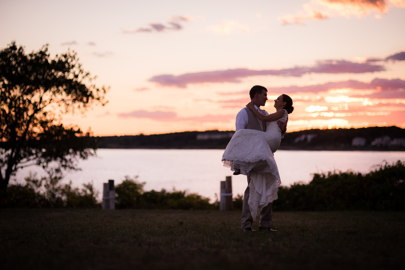 Maine Wedding at Wentworth Lodge