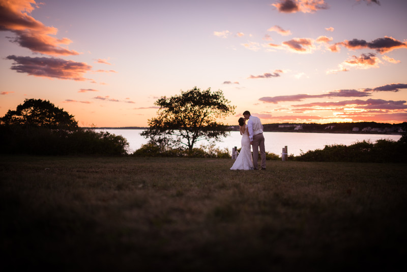 Sprague Farm Wedding Cape Elizabeth