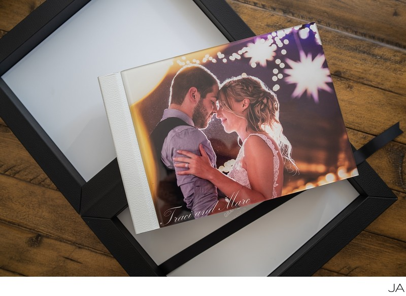 Wedding albums by GraphiStudio