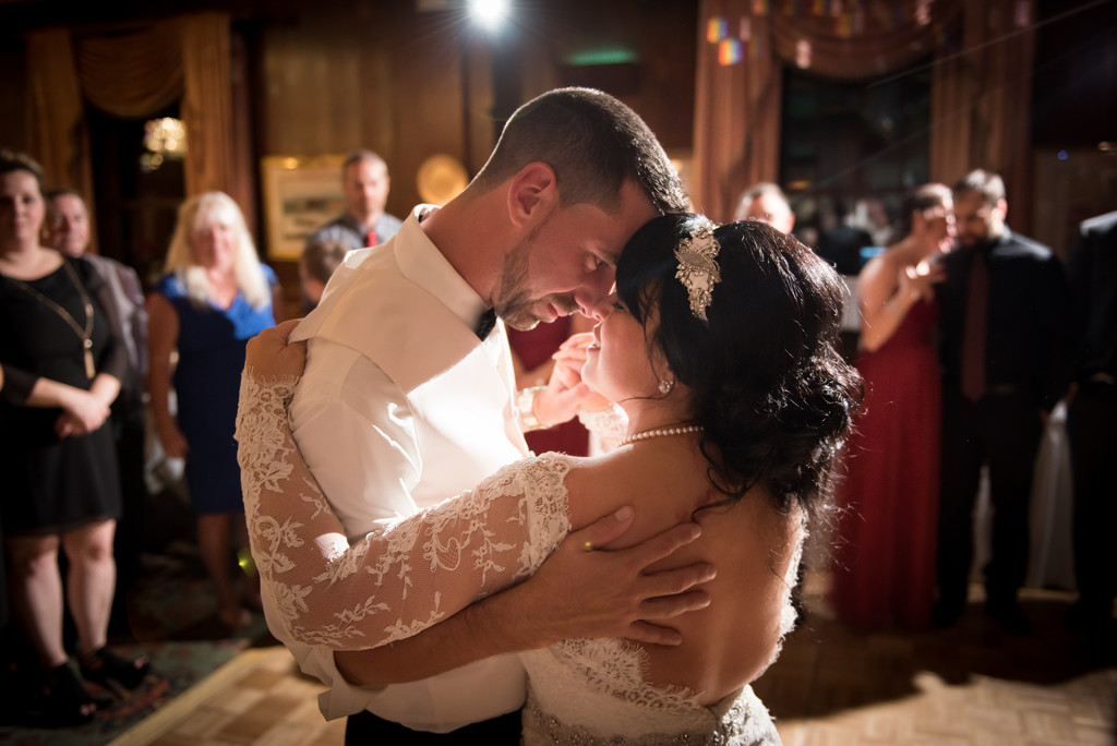 The first dance at the Colony Hotel
