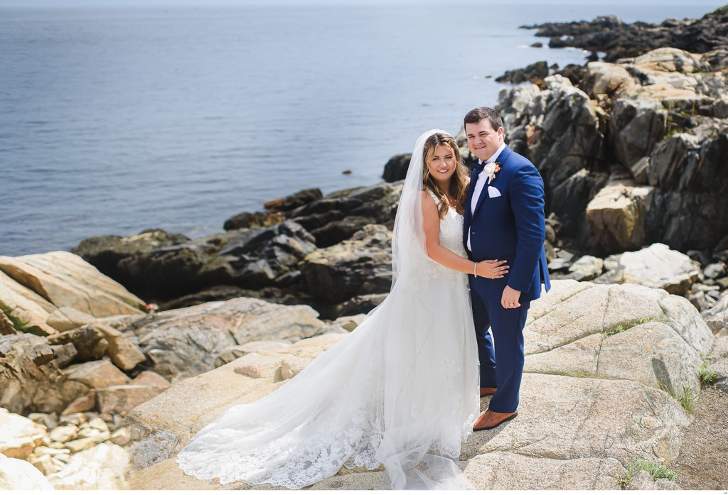 Kennebunkport Wedding Photographer at the Colony Hotel