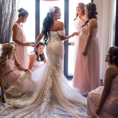 Bridal Prep - The Time Before the Wedding Ceremony