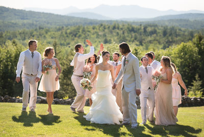 Mountain Maine Wedding Photographer