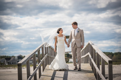 Wedding at Ram Island Farm, Cape Elizabeth
