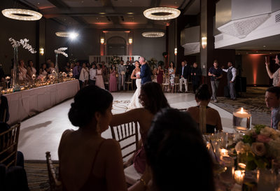 The Westin Hotel Wedding Ballroom