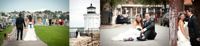 Bug Light Elopement, Intimate wedding