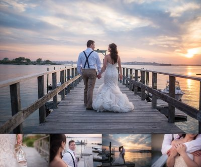 Peaks Island Wedding Photography