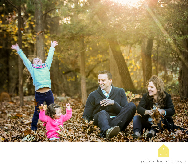 Setauket best spot for family photos