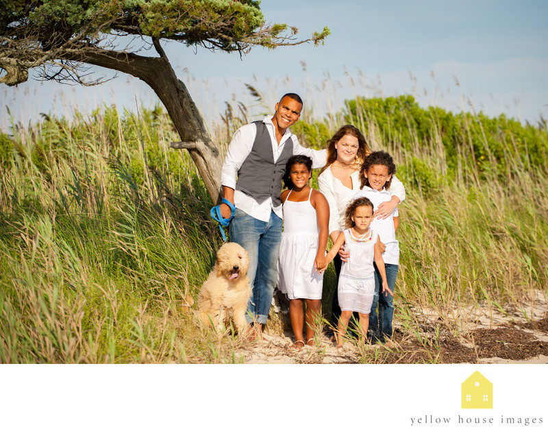 Best places for family shoot Long Island