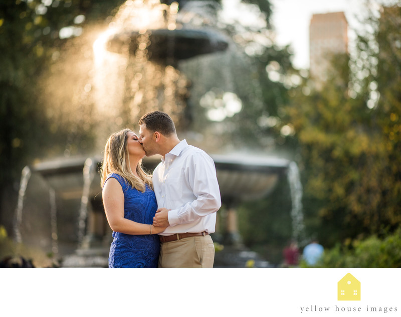 Central Park Engagement Shoot Pricing