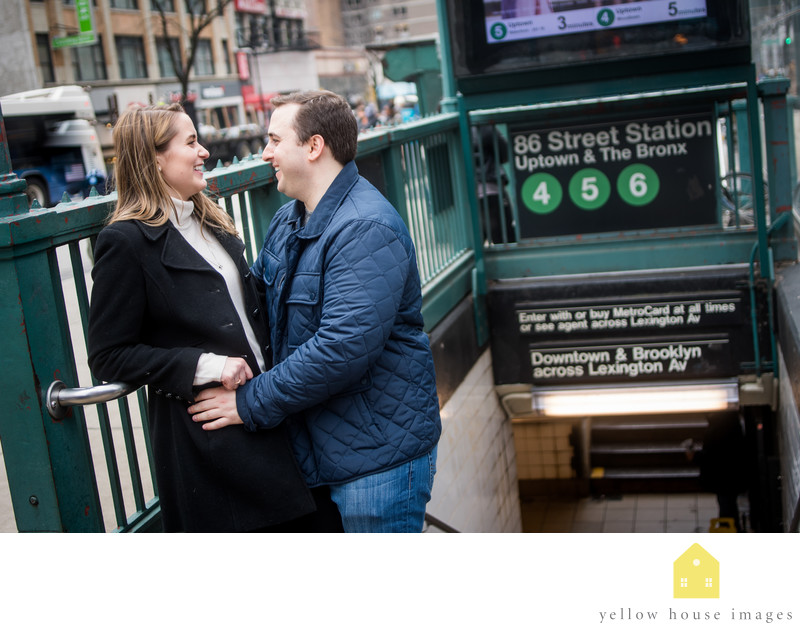 Best Place in Brooklyn for Engagement Photos