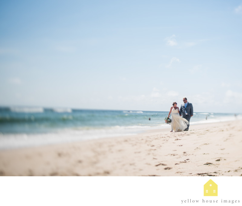 Fire Island Wedding Photography