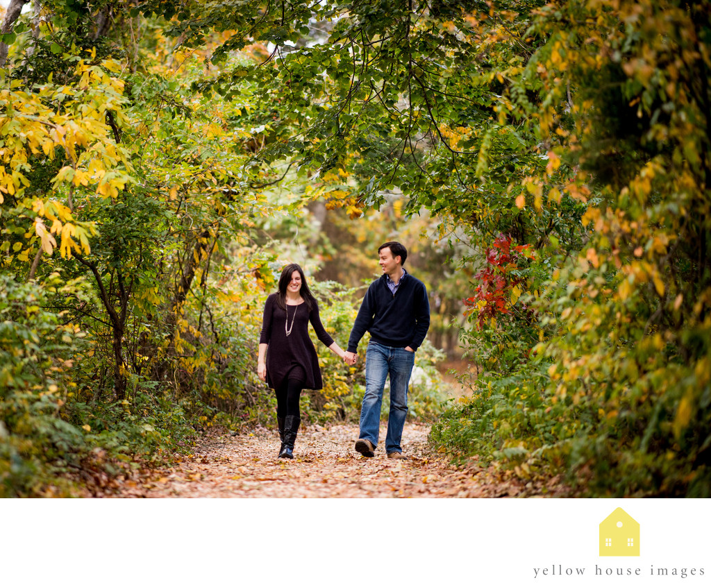 engagement photography east setauket