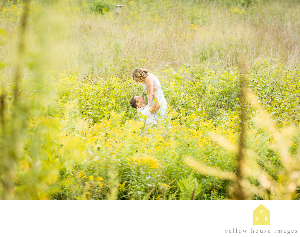 Stony Brook Engagement Photographer