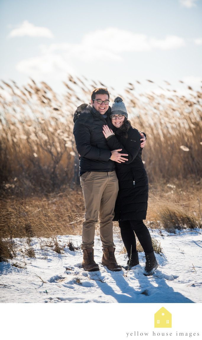 Engagement Photos Best Places on Long Island
