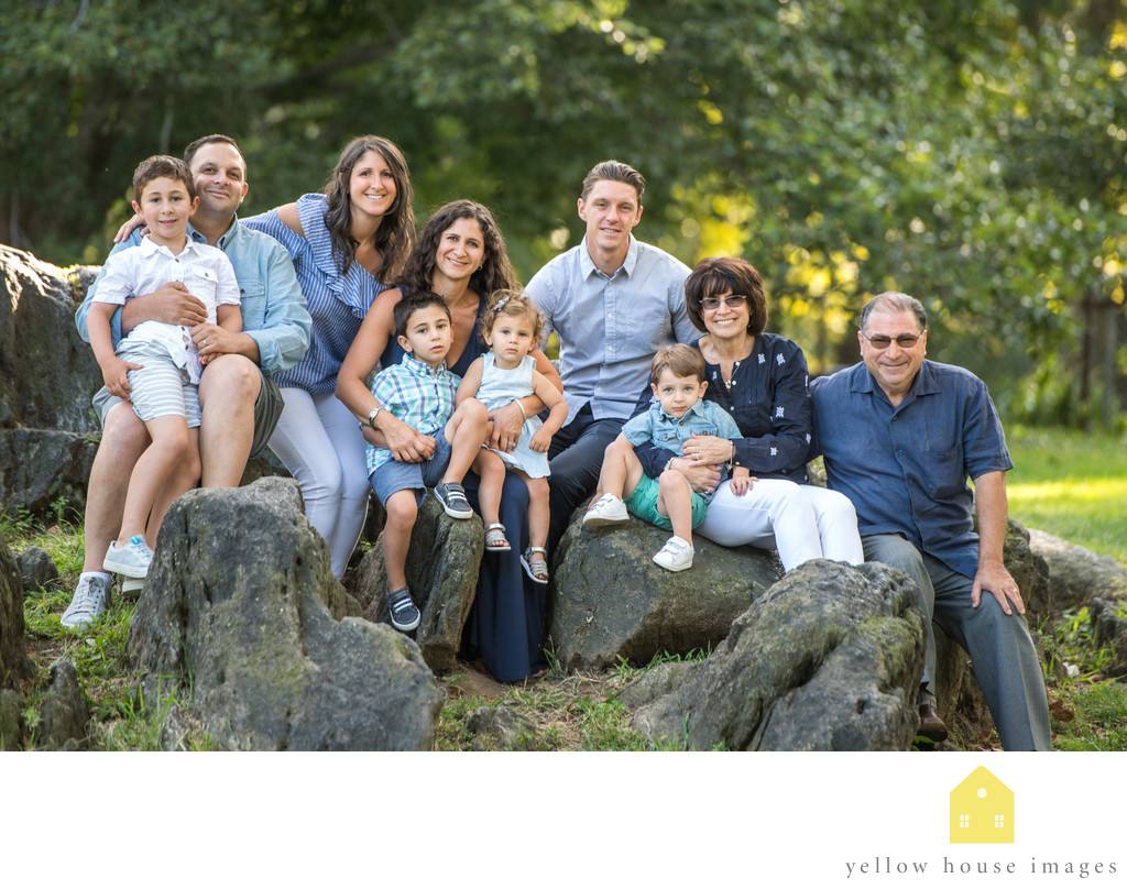 Setauket family photo packages