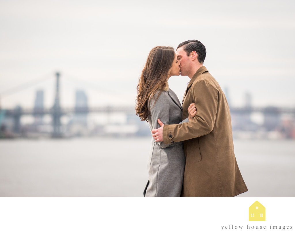 Best Spot in Brooklyn for Engagement Photography