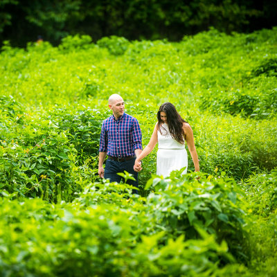 Setauket Engagement Shoot