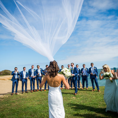 Bride's Veil in Montauk