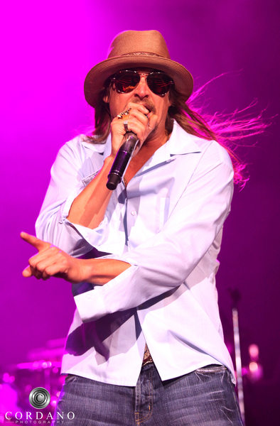 Kid Rock Concert Atlantic City, NJ Cordano Photography