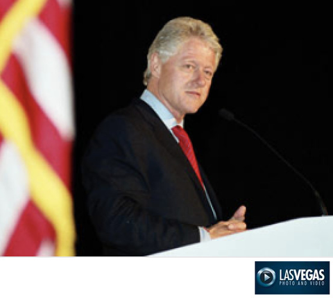 Bill Clinton 42nd President of the United States
