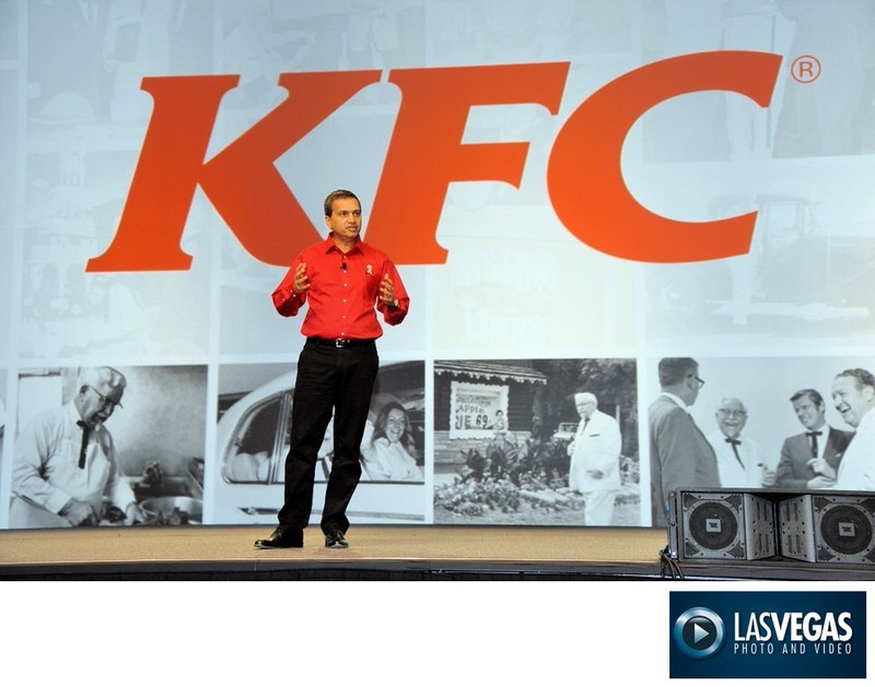 convention photographer general session keynote speaker