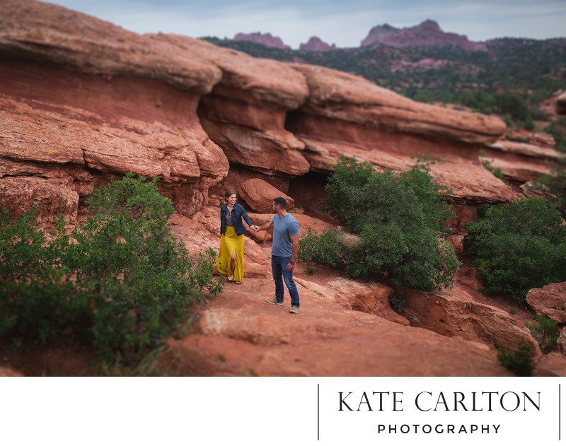 Garden of the Gods Elopement Photographer