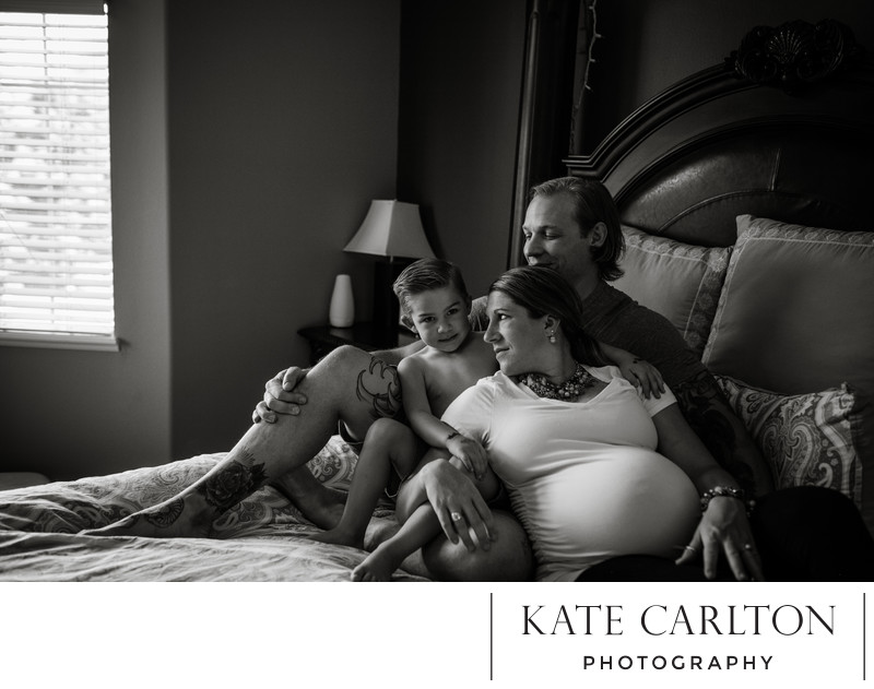 Colorado Springs Family Maternity Portrait Photography