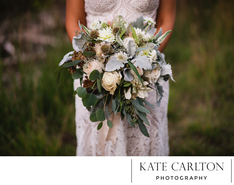 Aspen Wedding Bouquet