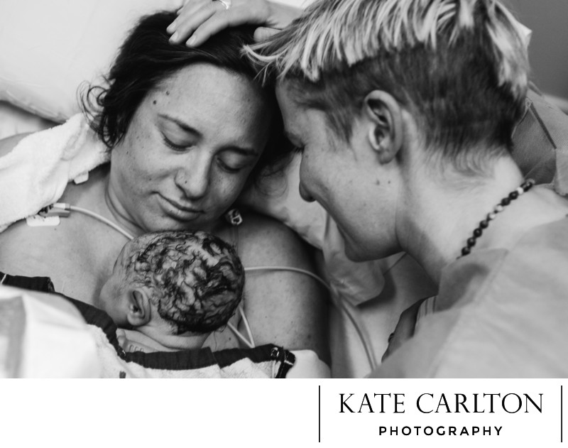 Colorado Springs Newborn Birth Photography