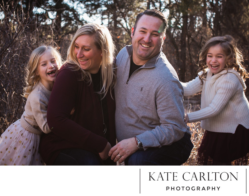 Colorado Springs Family Portrait Photographer