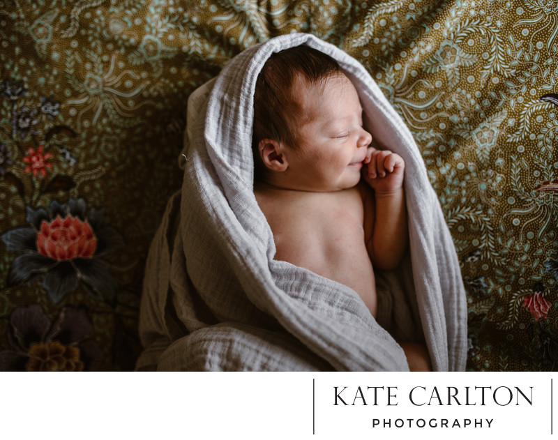 Documentary Newborn Photographer