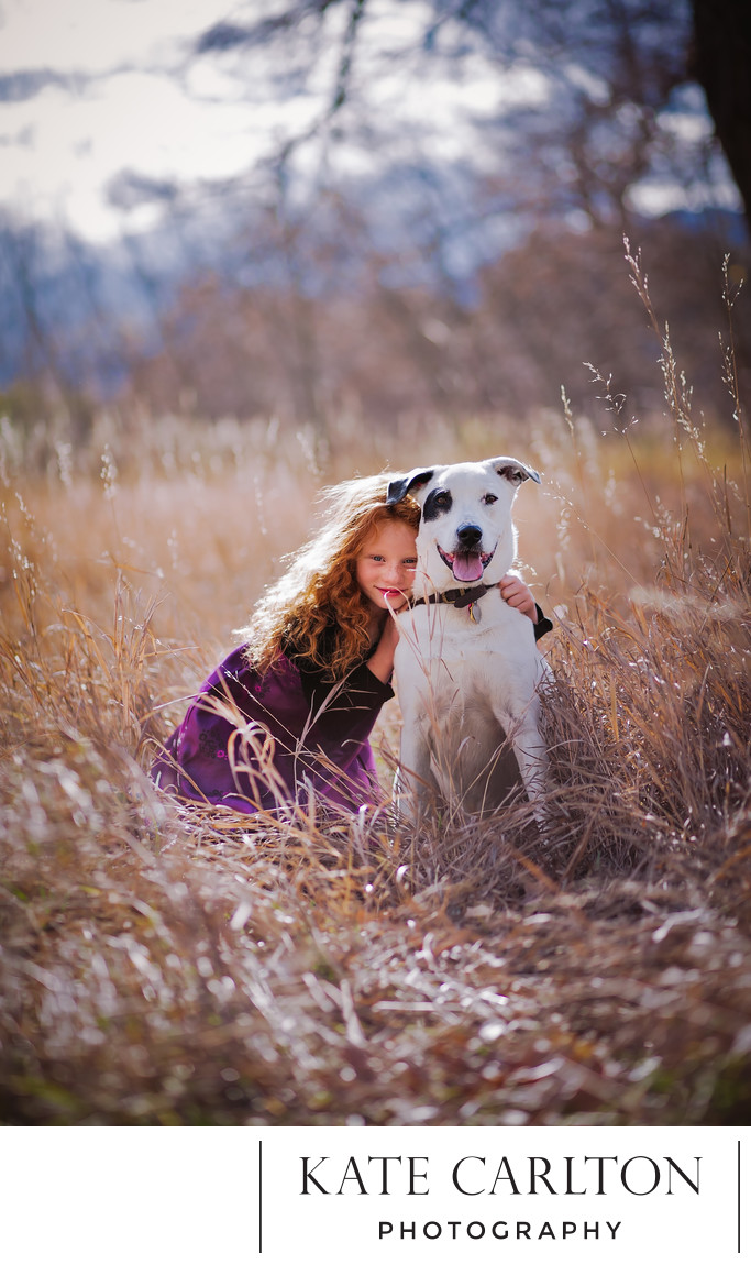 Family and Pets Portrait Session
