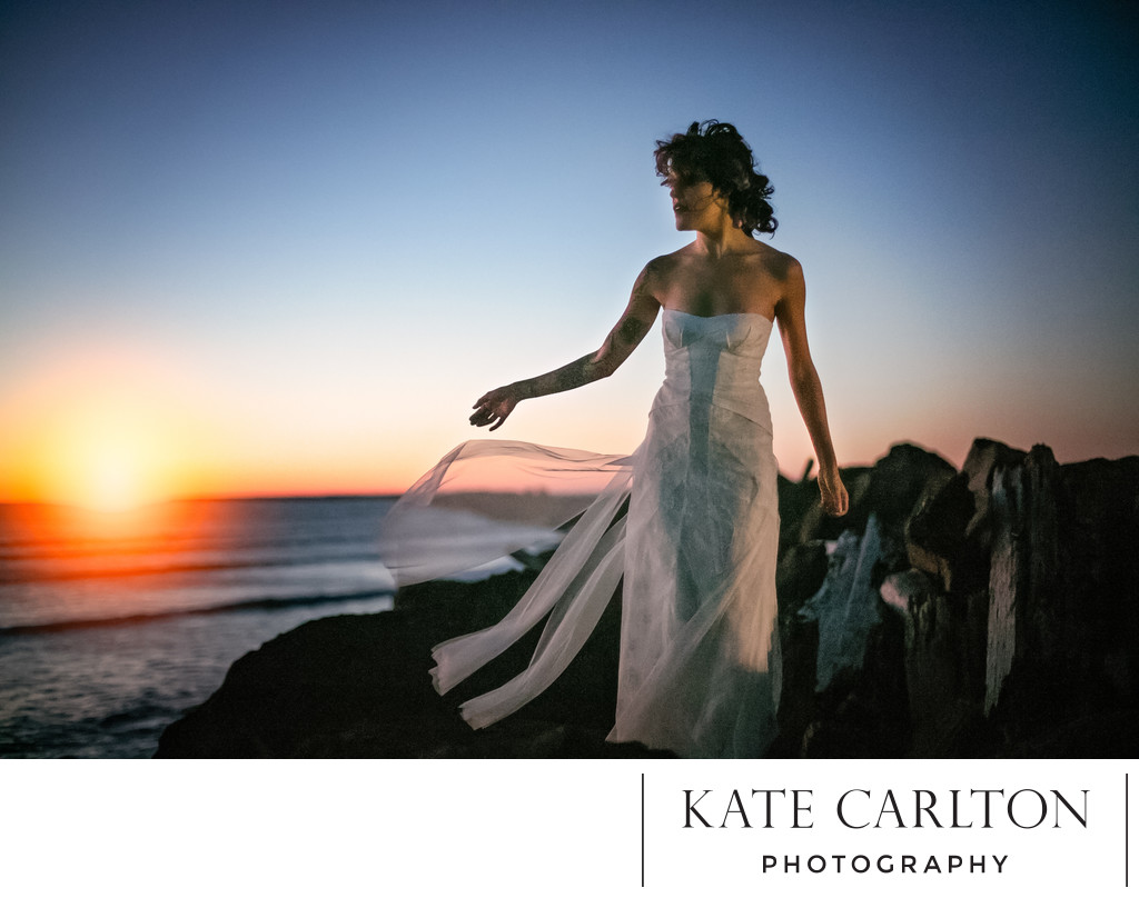 Epic Oceanside Wedding Photographer