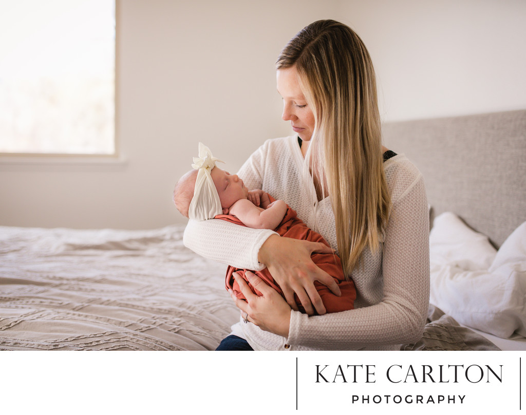 Newborn Home Session