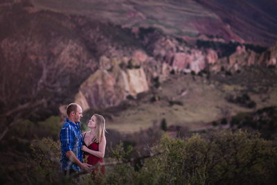Glen Eyrie Couple's Photography