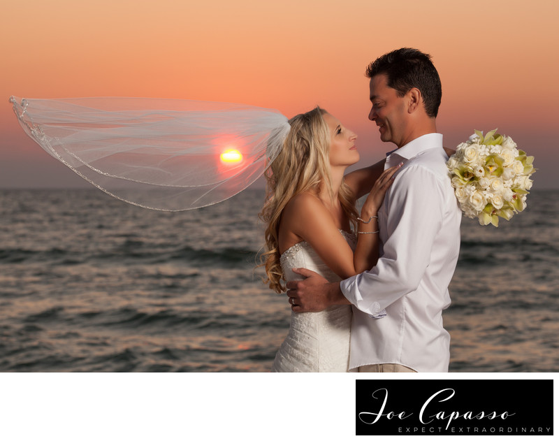 Laplaya Beach and Golf Resort Beach Wedding