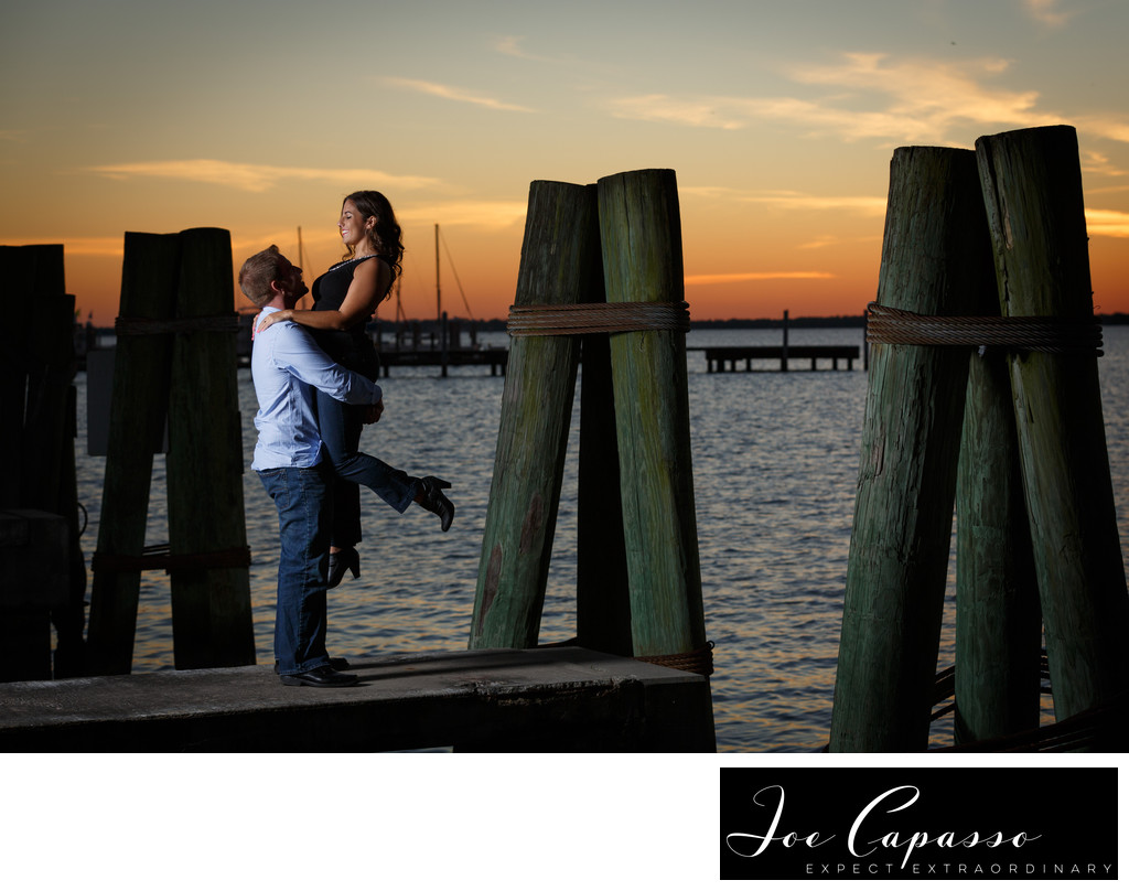 fort Myers engagement session