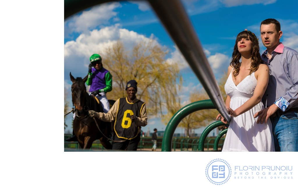 toronto-engagement-cowboy-horse-farm-woodbine-racetrack14