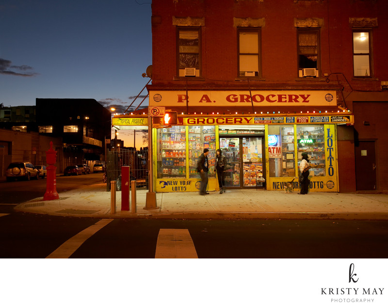 PA Grocery, Greenpoint, Brooklyn 2007