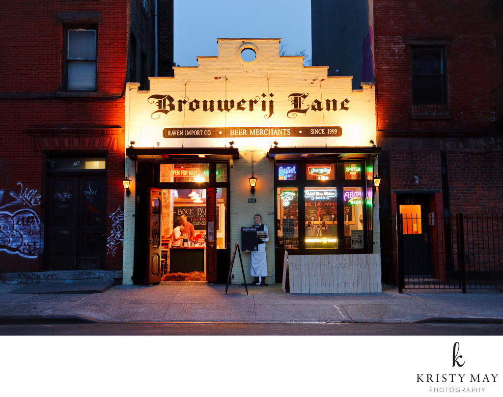 Brouwerij Lane Greenpoint post-renovation in 2009